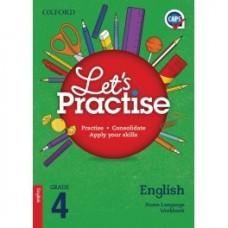 OXF LET'S PRACT ENGLISH HL GR4 PRACT BK CAPS