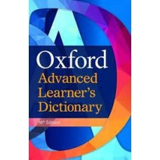 OXFORD ADVANCED LEARNER'S DICTIONARY (10TH ED) NEW PAPERBACK EDIT