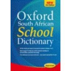 OXF SA SCHOOL DICT (3RD EDITION) PAPERBACK