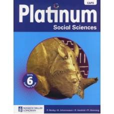 PLATINUM SOCIAL SCIENCES GR6 LB CAPS