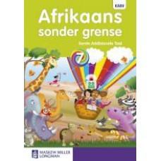 AFRIKAANS SONDER GRENSE EAT GR7 LB CAPS