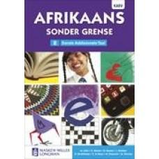AFRIKAANS SONDER GRENSE EAT GR8 LB CAPS