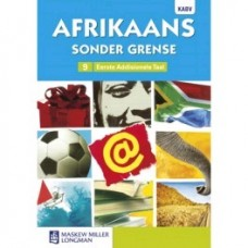 AFRIKAANS SONDER GRENSE EAT GR9 LB CAPS