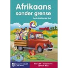 AFRIKAANS SONDER GRENSE EAT GR4 LB CAPS