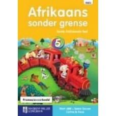 AFRIKAANS SONDER GRENSE EAT GR5 LB CAPS