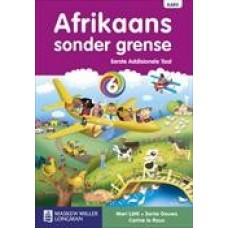 AFRIKAANS SONDER GRENSE EAT GR6 LB CAPS