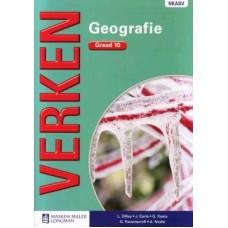 VERKEN GEOGRAFIE GR10 LB CAPS