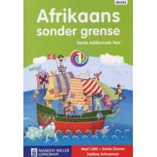 AFRIKAANS SONDER GRENSE EAT GR1 LB CAPS