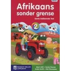 AFRIKAANS SONDER GRENSE EAT GR2 LB CAPS