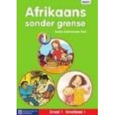 AFRIKAANS SONDER GRENSE EAT GR1 G/BOEK PK VAN 4