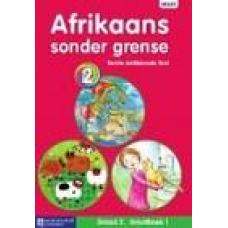 AFRIKAANS SONDER GRENSE EAT GR2 G/BOEK PAK VAN 4
