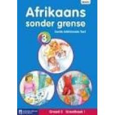 AFRIKAANS SONDER GRENSE EAT GR3 G/BOEK PAK VAN 4