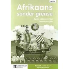 AFRIKAANS SONDER GRENSE EAT GR1 OG CAPS