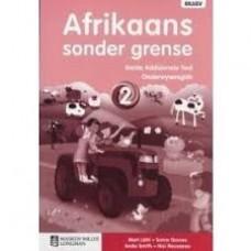 AFRIKAANS SONDER GRENSE EAT GR2 OG CAPS