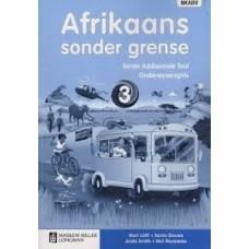 AFRIKAANS SONDER GRENSE EAT GR3 OG CAPS