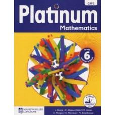 PLATINUM MATHEMATICS GR6 LB CAPS