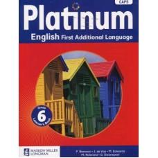 PLATINUM ENGLISH FAL GR6 LB CAPS