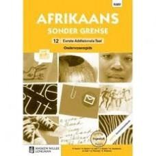 AFRIKAANS SONDER GRENSE EAT GR12 OG CAPS