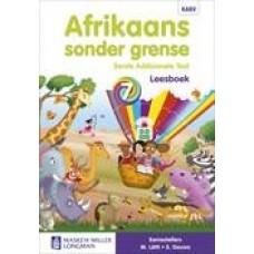 AFRIKAANS SONDER GRENSE EAT GR7 LEESBK CAP