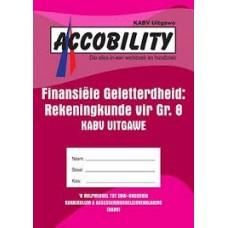 ACCOBILITY REKENINGKUNDE GR8 KABV
