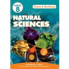 NATURAL SCIENCES GR8 THEORY/WORKBK CAPS