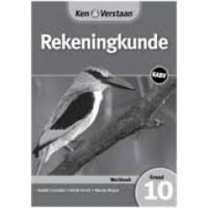 KEN/VERSTAAN REKENINGKUNDE GR10 WB CAPS