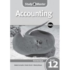 STUDY/MASTER ACCOUNTING GR12 WB CAPS