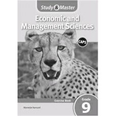 STUDY/MASTER EMS GR9 EXERCISEBK CAPS