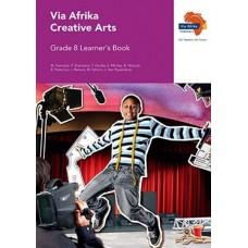VIA AFRIKA CREATIVE ARTS GR8 LB CAPS