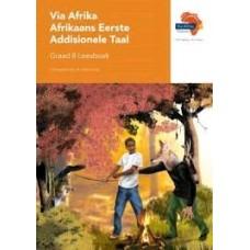 VIA AFRIKA AFRIKAANS EAT GR8 LEESBK CAPS