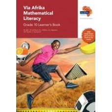 VIA AFRIKA WISKUNDE GELETTERDHEID GR10 LB CAPS