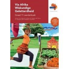 VIA AFRIKA WISKUNDE GELETTERDHEID GR11 LB CAPS