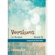 VERSKUNS VIR HUISTAAL GR10  (POETRY ANTHOL)