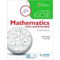 CAMBRIDGE IGCE MATHS CORE & EXT (3RD ED)
