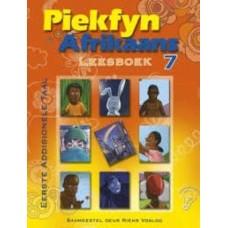 PIEKFYN AFRIKAANS EAT GR7 LEESBOEK CAPS