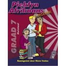 PIEKFYN AFRIKAANS HT GR7 LEESBOEK CAPS