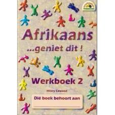 TRUMPETER WORKBOOKS - AFRIKAANS WERKBOEK 2 (NEW)