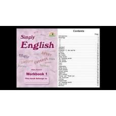 SIMPLY ENGLISH WORKBOOK1