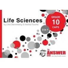 """LIFE SCIENCES GRADE 10 """"3 IN 1"""""""