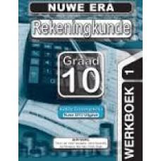 NUWE ERA REKENINGKUNDE GR10 WBK CAPS