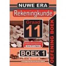 NUWE ERA REKENINGKUNDE GR11 WBK (2) CAPS