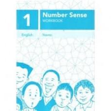 NUMBER SENSE WORKBOOK 1