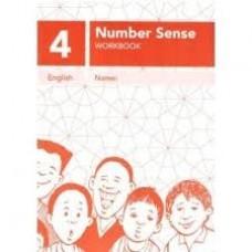 NUMBER SENSE WORKBOOK 4