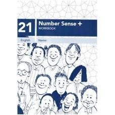 NUMBER SENSE WORKBOOK 21  ENGLISH