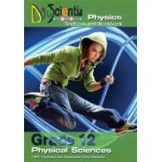 PHYSICAL SCI PHYSICS GR12 TEXT/WORKBK CAPS