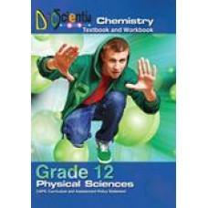 PHYSICAL SCI CHEMISTRY GR12 TEXT/WORKBK CA