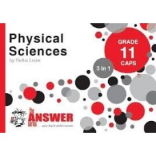 """PHYSICAL SCIENCES GRADE 11 """"3 IN 1"""""""