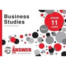 """BUSINESS STUDIES GRADE 11 """"3 IN 1"""""""