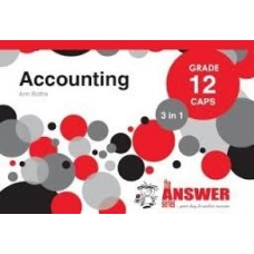 """ACCOUNTING GRADE 12 """"3 IN 1"""""""