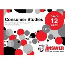 CONSUMER STUDIES GR12 (3 in 1) CAPS